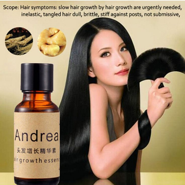 2pcs Andrea Hair Growth Essence, Anti-Hair Loss Liquid,damage hair repair treatment Dense Hair Grow Fast Restoration Pilatory