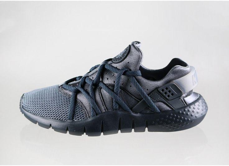 separation shoes 486ea bbfb8 Hot 2014 Nike Air Huarache Wolf Grey Volt Grape