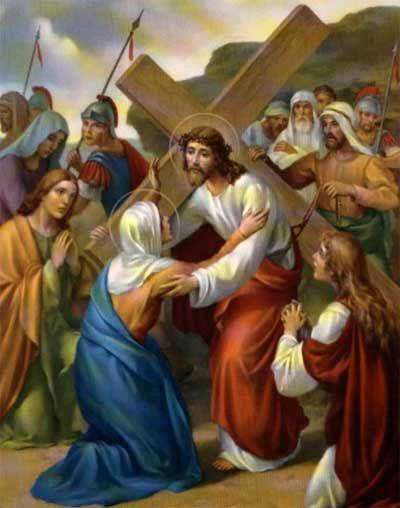 holy mary jesus cross - photo #48