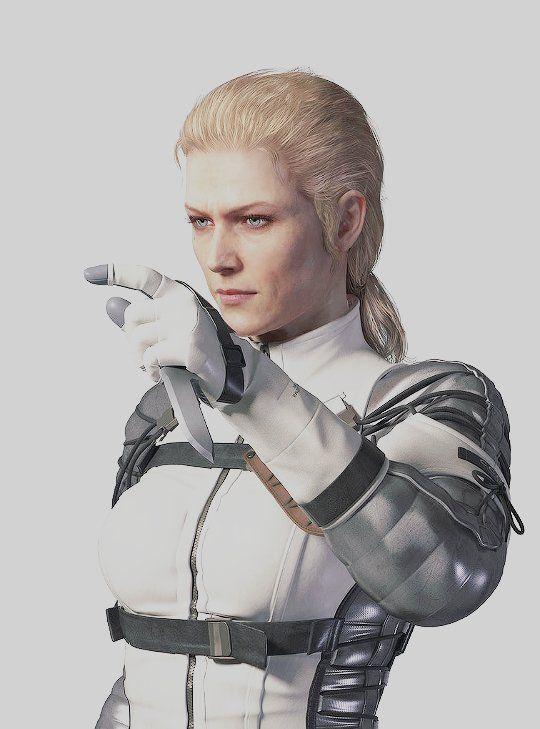 "The Boss ""The Joy""  - Metal Gear Solid 3: Snake Eater #MetalGearSolid3 #SnakeEater #MGS3SnakeEater #MGS3 #TheBoss #CobraUnit #TheJoy #Voyevoda #CQCMother #SpecialForces #MercuryLady"