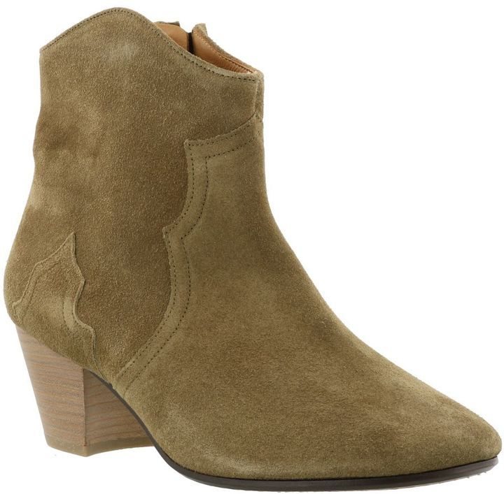 Isabel Marant Dicker Ankle Boot