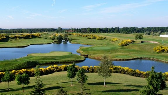 Play Golf National Albatros, notorious as one of the toughest golf courses in France. The Albatros has been chosen as a 'Ryder Cup' venue for 2018. http://www.agsgolfvacations.com/france-golf-tours/paris/ #Paris #Golf #Golfing #France #Travel