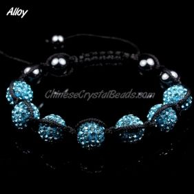 How to made (DIY) shamballa bracelets?  i'm so going to try this soon :)