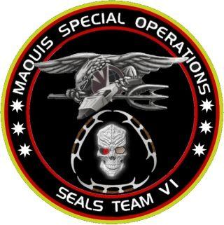 Navy SEAL Logo | ... Alert: German Newscast Displays Star Trek Logo as Seal Team 6 Patch