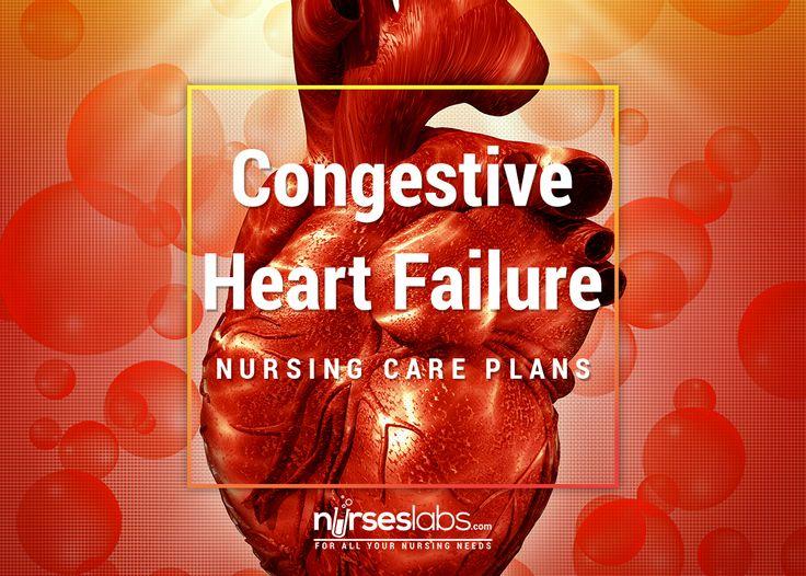 Heart Failure Nursing Care Plans 15 Nursing Diagnosis