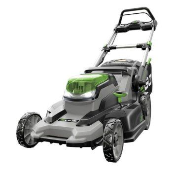 EGO Power+ 20-Inch 56-Volt Lith-ion Cordless Lawn Mower $358 - http://www.gadgetar.com/ego-power-20-inch-56-volt-lith-ion-cordless-lawn-mower/