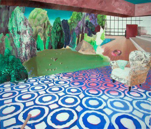 Daniel Karrer - Künstler - Jungkunst - Junge Schweizer Kunstausstellung - junge…