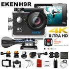 ﹩52.99. Original Ultra 4K HD EKEN H9R Action Camera Waterproof WiFi Sport DVR Camcorder    High Definition Support - 1080P (Full-HD), Input /output - Micro USB /HDMI, Lens - 170 + HD wide-angle lens, Manufacturer Warranty - Yes, Memory Card Type - MicroSD / TF, Pixels - 6 million more, Recording Definition - 1080P (Full-HD), Resolution of video recorded - 4K 25FPS, Screen Size - 2.0 inch, Sensor Technology - CMOS, Storage Type - Removable (Card/Disc/Tape), Type - Helmet/Action,