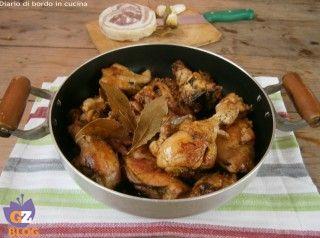 Chicken casserole - Pollo in casseruola