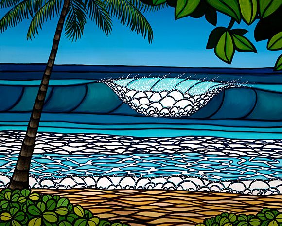 Heather Brown | COTW Surf Artist