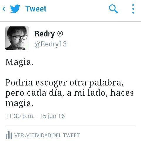 Magia... #redry13 #avionesdepapelparasobrevolarclasesdepoesia www.redry13.wordpress.com