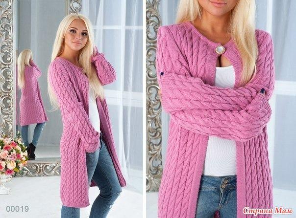 Добрый день девочки! Меня зовут Татьяна, ко мне на ты.  Открываю он-лайн по вязанию кардиганчика спицами.