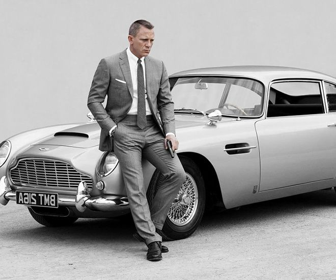 This Classic Aston Martin Is A Dream Come True For James Bond S Fans Retroworldnews Classic Aston Martin Aston Martin Cars James Bond