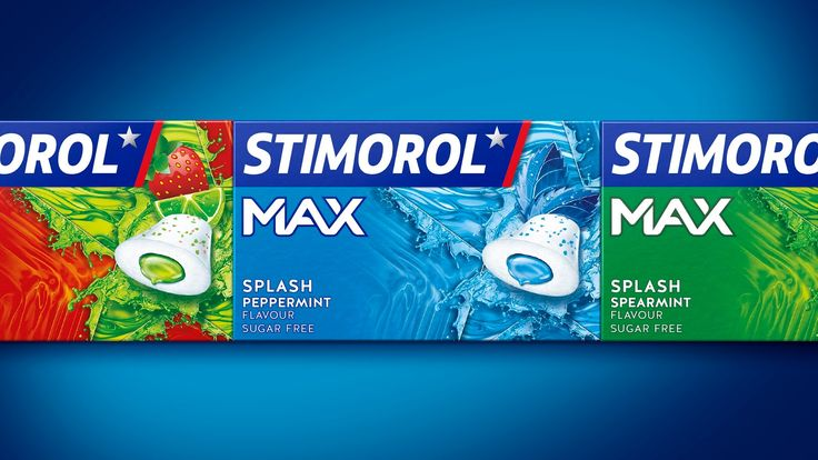Stimorol on Packaging of the World - Creative Package Design Gallery