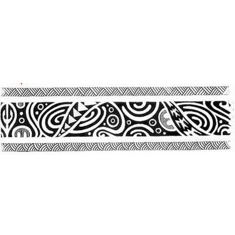 die besten 25 maori band tattoo ideen auf pinterest. Black Bedroom Furniture Sets. Home Design Ideas