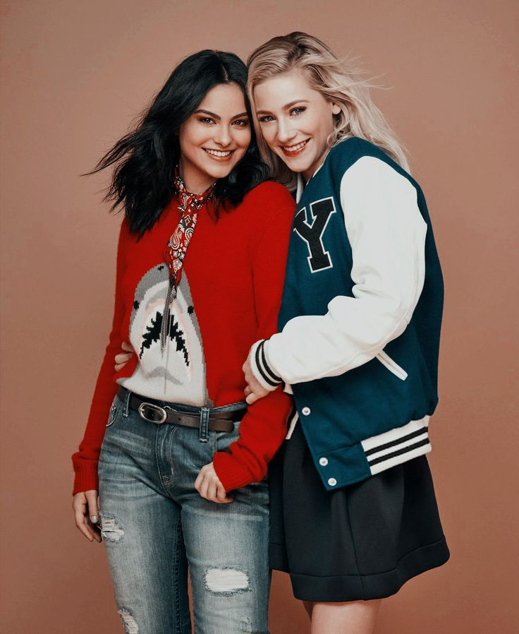 Las mejores amigas Riverdale
