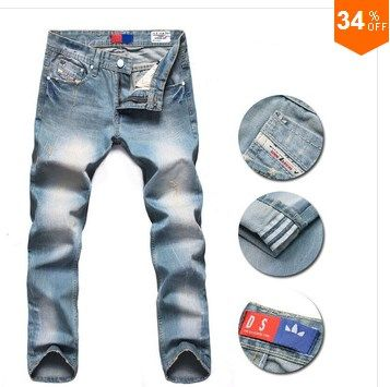 High quality Straight Disel jeans Price: US $27.00 - 36.99 / piece Discount Price: US $17.82 - 24.41 / piece 18h:26m:28s   #jeans #men jeans