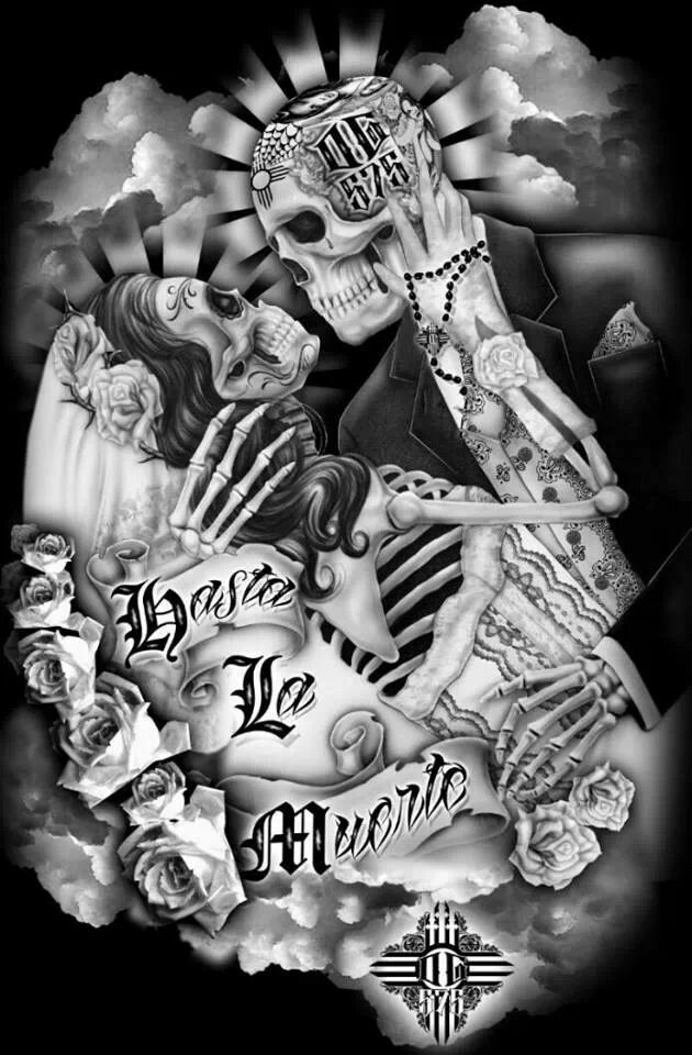 ~~Day Of The Dead † Skull Illusion ~†