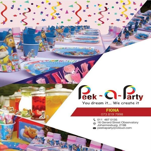 Inflatable Water Slide Durban: 7 Best Cakes & Catering Companies Images On Pinterest