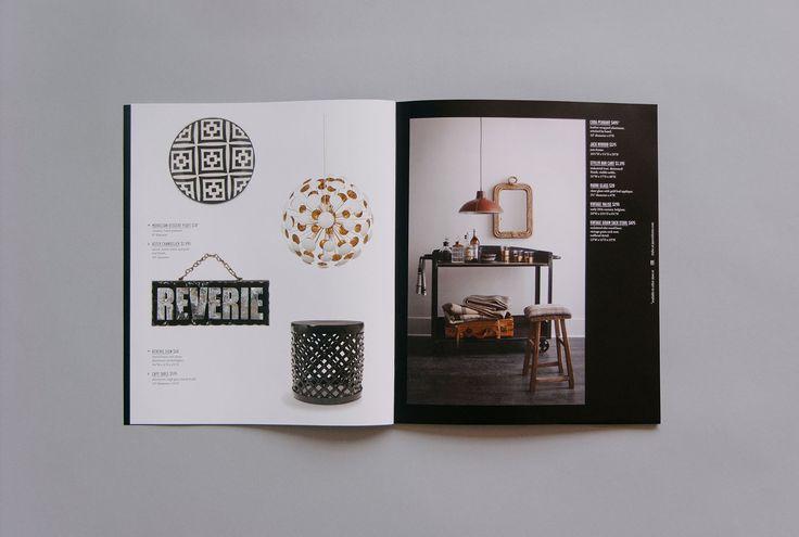 Jayson Home Catalog Design By Knoed Creative Jayson Home Pinterest Crea