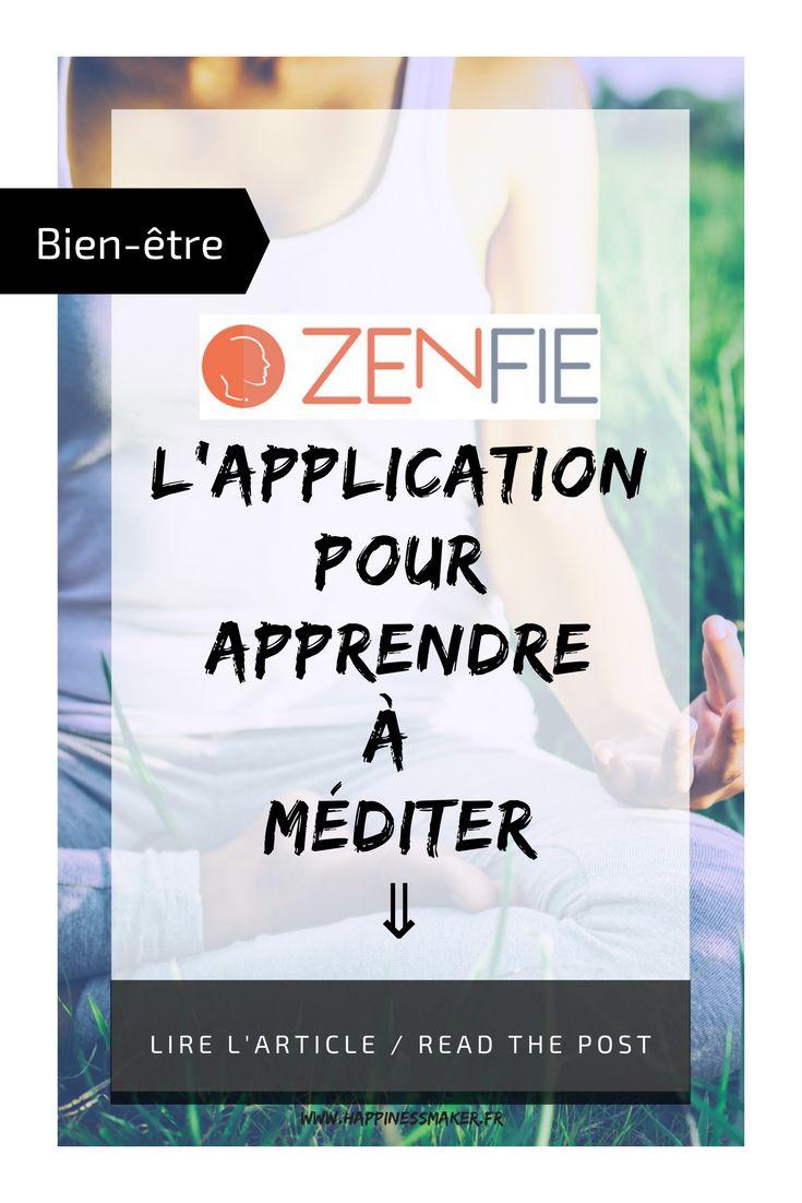 Zenfie l'application pour apprendre méditer ! Explorer les bienfaits de la méditation de pleine conscience avec Jean Doridot et Zenfie. 10 séances découvertes gratuites.