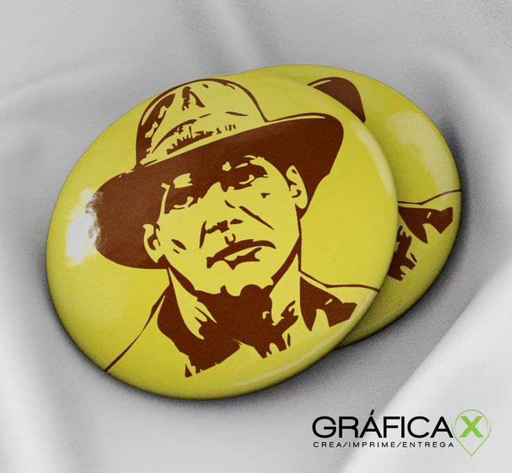 Indiana Jones Harrison Ford Grafica X