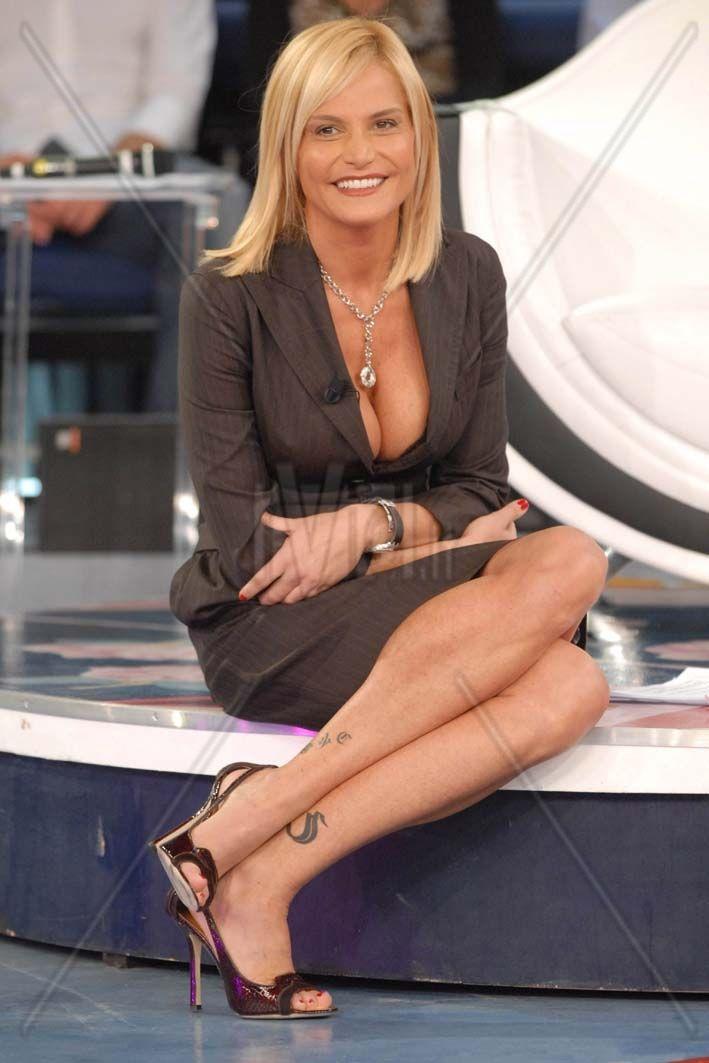 Simona Ventura Parallel Legs Parallel Legs