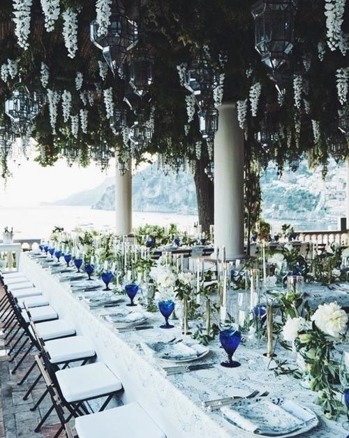 Positano wedding: This is the most beautiful Italian wedding we've ever seen  - Vogue Australia