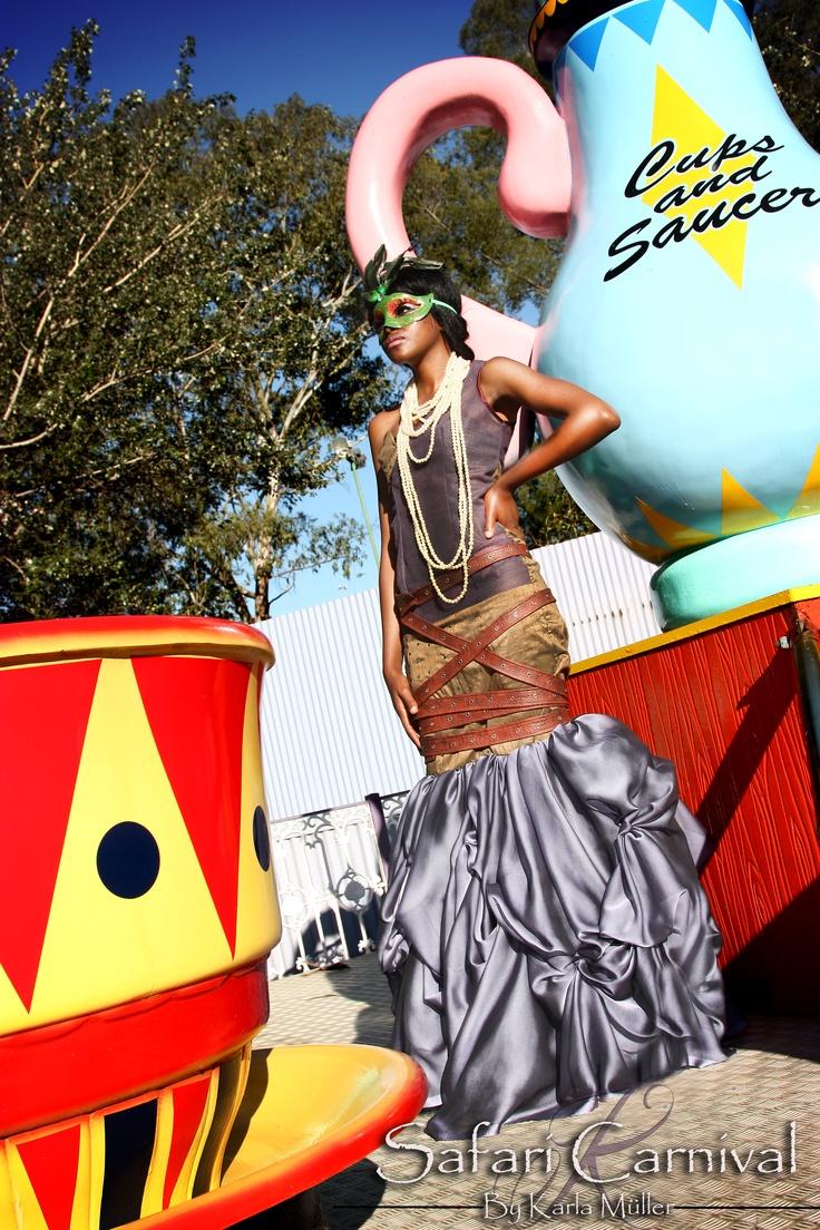 A/W 2013 Safari Carnival.
