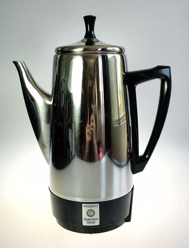 how to make coffee in a percolator coffee pot