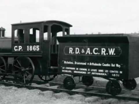 7. Les chemins de fer