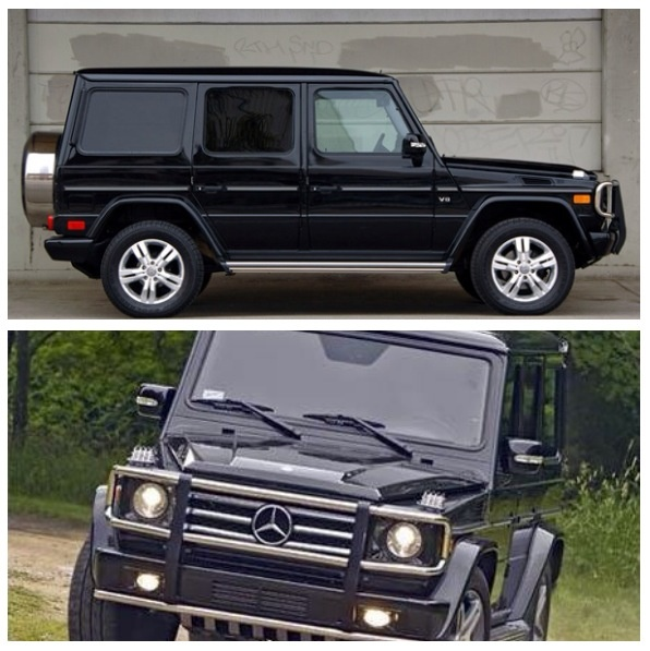 All Black Mercedes Benz G500 Luxury Suv Not As Cool As A Defender