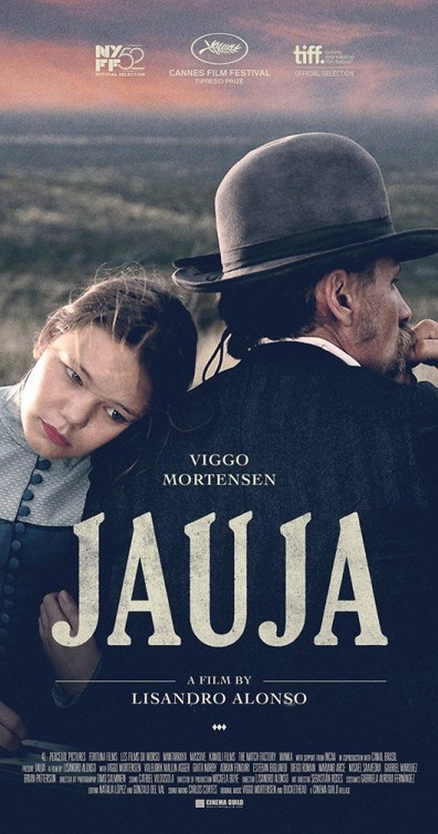 Directed by Lisandro Alonso.  With Viggo Mortensen, Ghita Nørby, Viilbjørk Malling Agger, Esteban Bigliardi. A father and daughter journey from Denmark to an unknown desert that exists in a realm beyond the confines of civilization.