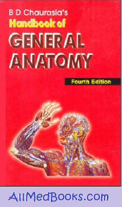Download BD Chaurasia Handbook of General Anatomy pdf