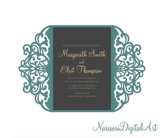 23++ Gate card wedding invitation trends