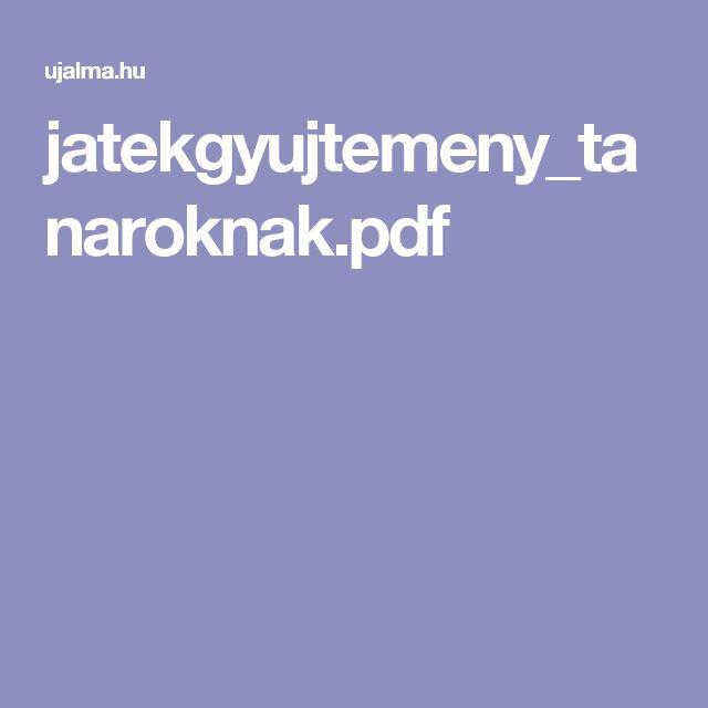 jatekgyujtemeny_tanaroknak.pdf