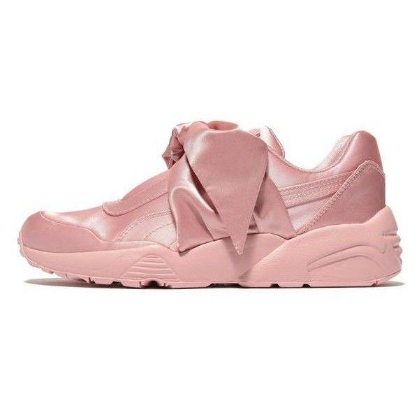 hot sales b1e06 efec2 PUMA Fenty Bow Sneaker Women's ($97) ❤ liked on Polyvore ...