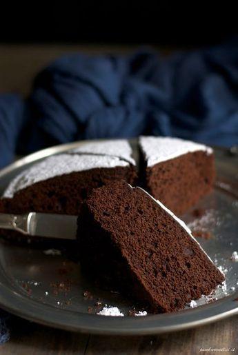 Torta Margherita al cacao