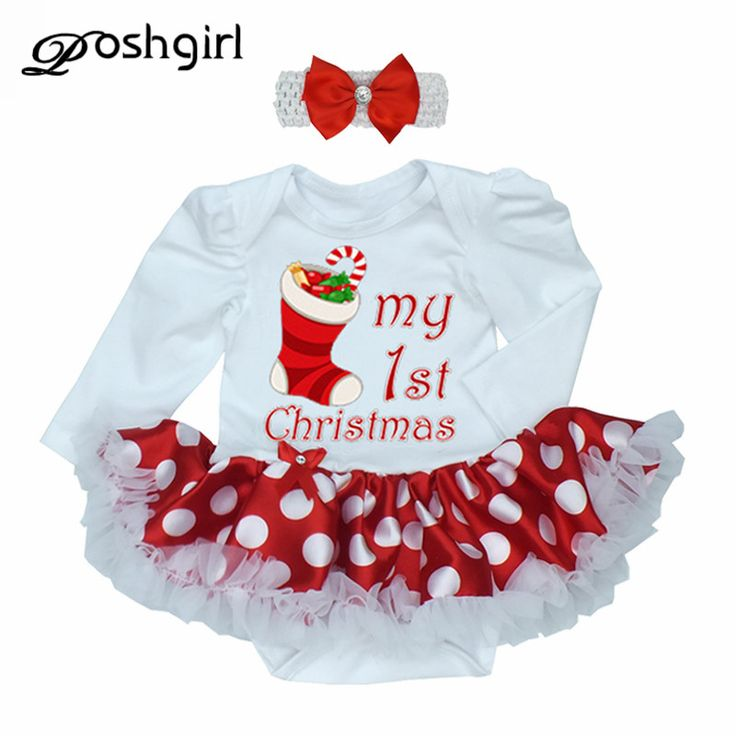 >> Click to Buy << Baby Rompers 2017 Fashion Christmas Ropa De Bebe Long Sleeve Romper Dress Cotton Baby Costume Festival Bebe Newborn Baby Clothes #Affiliate