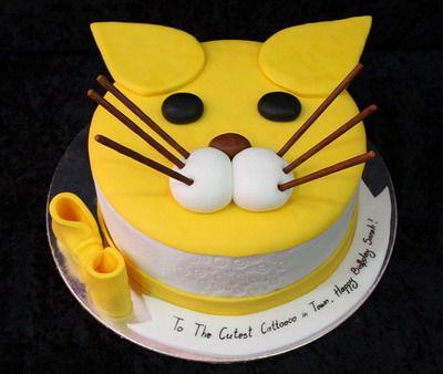 37 best Animal Cakes images on Pinterest Animal cakes Birthday
