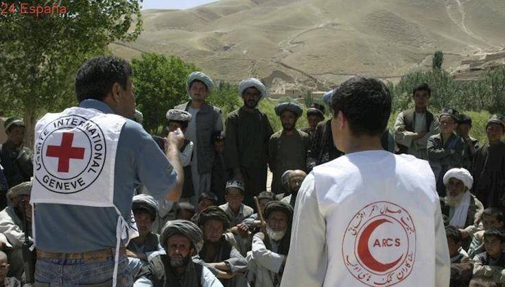 Asesinan a tiros a una cooperante española de Cruz Roja en Afganistán