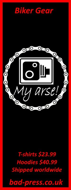 Speed cameras - my arse!
