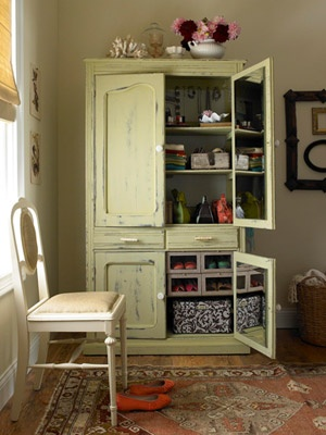 armoire redo idea, instead of mirrors on the outside put them on the inside of the doors