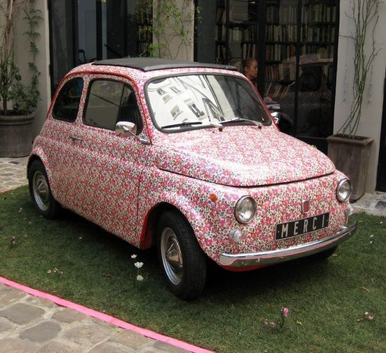 25+ Best Ideas About Fiat 500 Pink On Pinterest