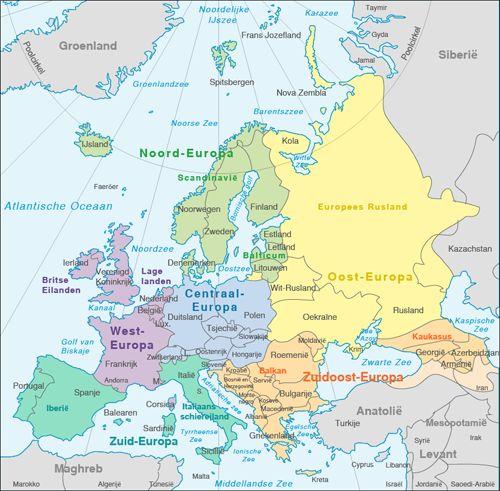 Europa (werelddeel) - Wikipedia