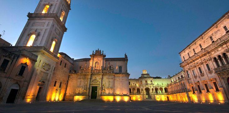 Il duomo, Lecce.