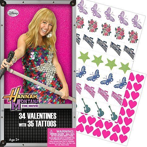 hannah montana valentines day cards tumblr