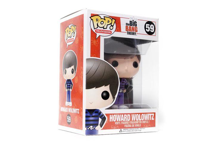 POP! Television: The Big Bang Theory - Howard Wolowitz