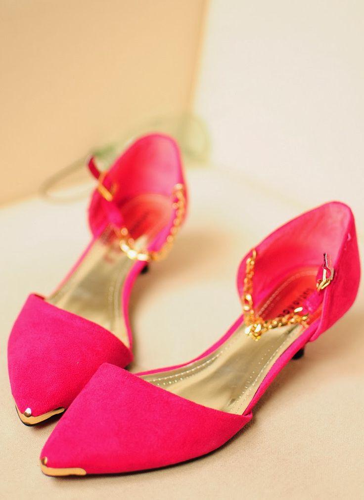 Zapatos de mujer - Womens Shoes - Increibles zapatos de fiesta de 15 años | Moda 2014