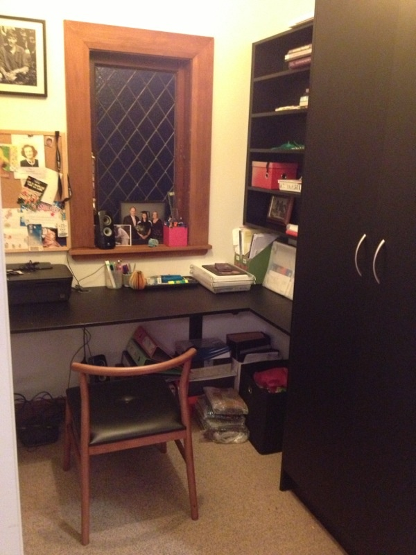 My study!